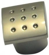 Ручка-кнопка 1293 сатин никель Edson